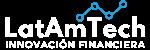 LatAmTech Finance Logo blanco