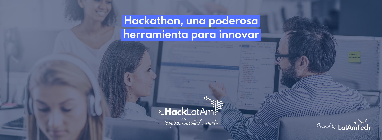 Hackathon e innovacion