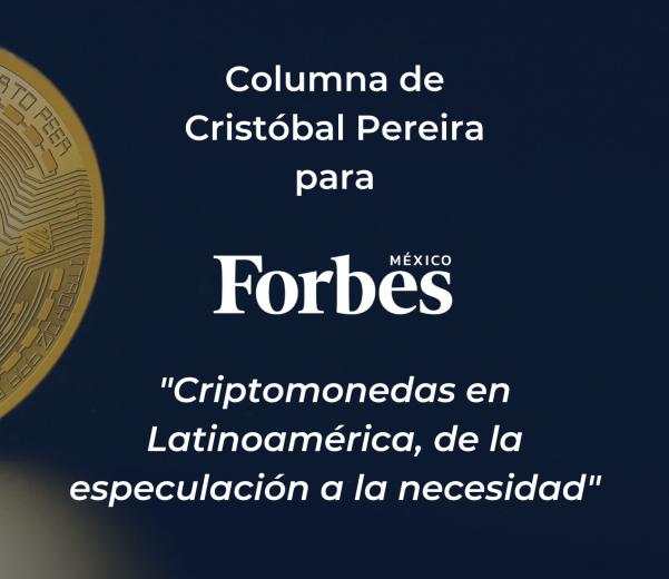 Criptomonedas en Latinoamérica, de la especulación a la necesidad
